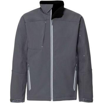 Textil Homem Corta vento Russell R410M Cinza de ferro