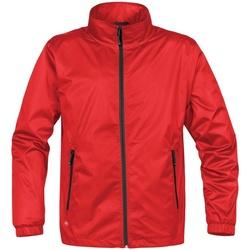 Textil Homem Corta vento Stormtech GSX-1 Esportes Vermelho/preto