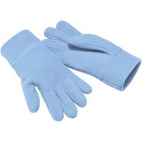 Acessórios Luvas Beechfield Alpine Azul Céu