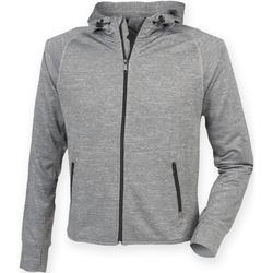 Textil Mulher Sweats Tombo Teamsport TL551 Grey Marl