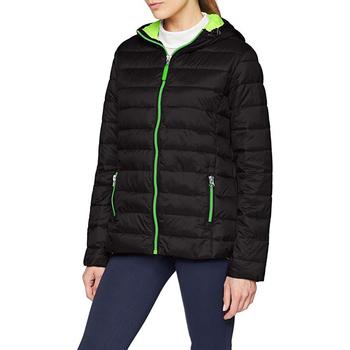 Textil Mulher Quispos Result Snowbird Preto / Verde Lima