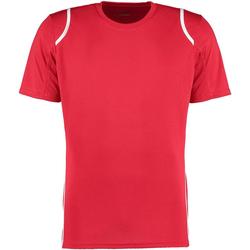 Textil Homem T-Shirt mangas curtas Gamegear Cooltex Vermelho/branco