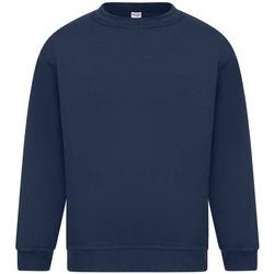 Textil Homem Sweats Absolute Apparel Sterling Marinha