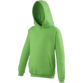 Textil Criança Sweats Awdis JH01J Verde lima