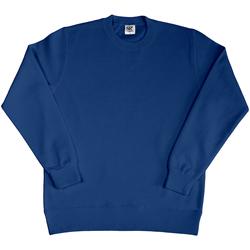 Textil Mulher Sweats Sg SG20F Azul-marinho