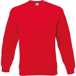 Textil Homem Sweats Universal Textiles 62202 Vermelho clássico