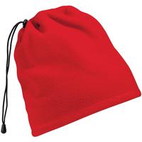 Acessórios Gorro Beechfield Suprafleece Vermelho clássico