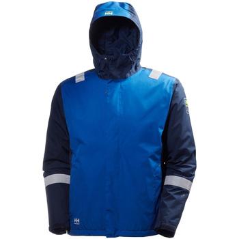 Textil Homem Corta vento Helly Hansen Aker Azul Egípcio/Evening Blue