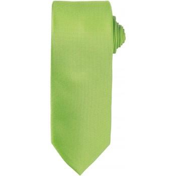 Textil Homem Gravatas e acessórios Premier Waffle Tília