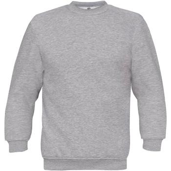 Textil Homem Sweats B And C Modern Heather Grey