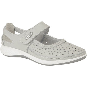 Sapatos Mulher Sabrinas Boulevard Wide Fit Cinza Claro