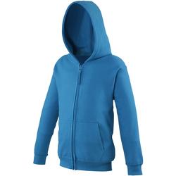 Textil Criança Sweats Awdis JH50J Sapphire Blue