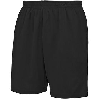 Textil Rapaz Shorts / Bermudas Awdis Just Cool Jet Black