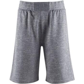 Textil Homem Shorts / Bermudas Tombo Teamsport Combat Grey Marl