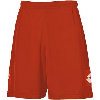 Textil Homem Shorts / Bermudas Lotto LT009 Chama Vermelha