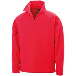 Textil Homem Casaco polar Result Micron Vermelho