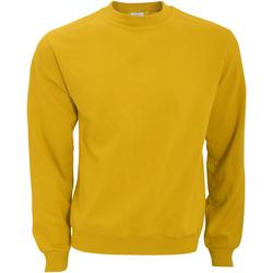 Textil Homem Sweats B And C WUI20 Chilli Gold