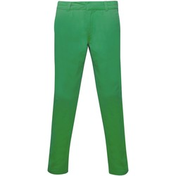 Textil Mulher Chinos Asquith & Fox Chino Kelly Green