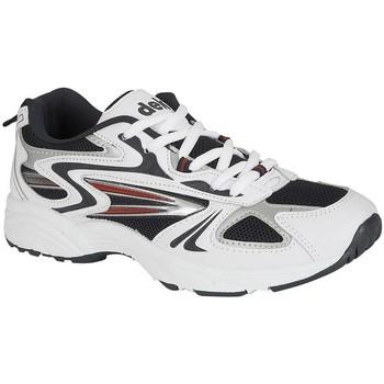 Sapatos Homem Sapatilhas Dek Venus Branco/Cinza/Navio
