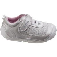 Sapatos Rapariga Sapatilhas Hush puppies Livvy Prata