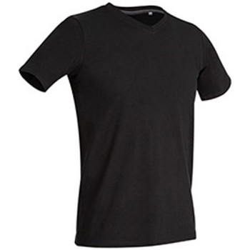 Textil Homem T-Shirt mangas curtas Stedman Stars Clive Opala Negra