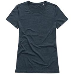 Textil Mulher T-Shirt mangas curtas Stedman  Marina Heather