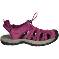 Sapatos Mulher Sandálias Trespass Brontie Vinho da uva