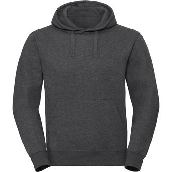 Textil Sweats Russell R261M Melange de carbono