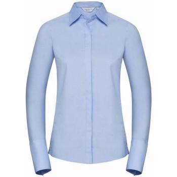 Textil Mulher camisas Russell 960F Céu Brilhante