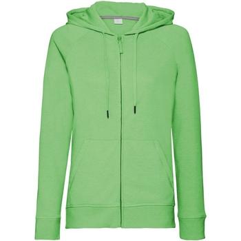 Textil Mulher Sweats Russell J284F Marl Verde