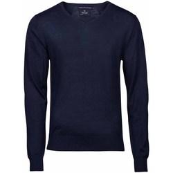 Textil Homem camisolas Tee Jays TJ6001 Azul-marinho