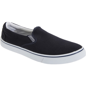 Sapatos Homem Slip on Dek  Azul-marinho