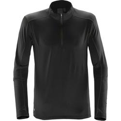 Textil Homem camisolas Stormtech Pulse Preto/Carvão