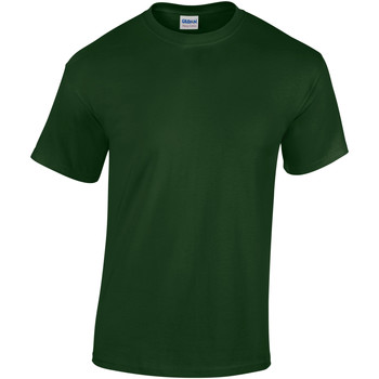 Textil Criança T-Shirt mangas curtas Gildan 5000B Verde Floresta