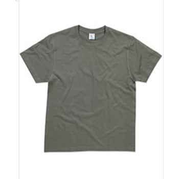 Textil Homem T-Shirt mangas curtas Stedman  Real Grey