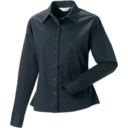 Textil Mulher camisas Russell J916F Zinco