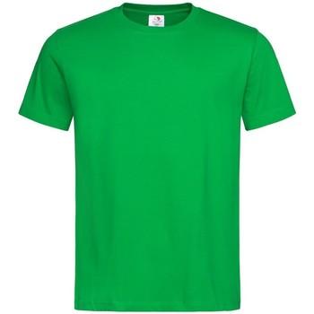 Textil Homem T-Shirt mangas curtas Stedman  Kelly Green