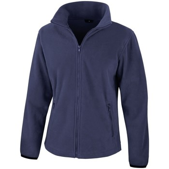 Textil Mulher Casaco polar Result Core Azul-marinho