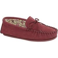 Sapatos Mulher Mocassins Mokkers Lily Vermelho carmesim