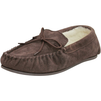 Sapatos Mocassins Eastern Counties Leather  Chocolate