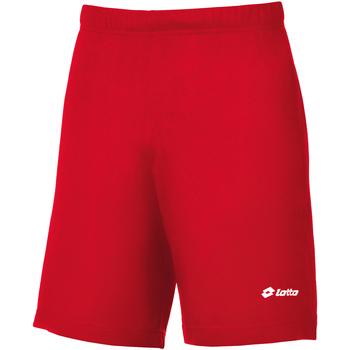 Textil Rapaz Shorts / Bermudas Lotto Omega Chama Vermelha