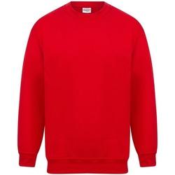 Textil Homem Sweats Absolute Apparel Magnum Vermelho