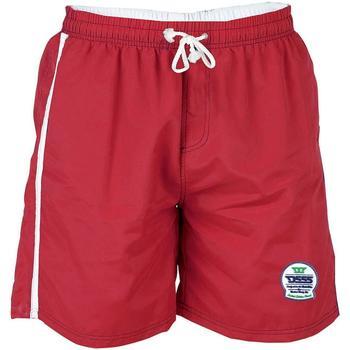 Textil Homem Fatos e shorts de banho Duke Yarrow Vermelho