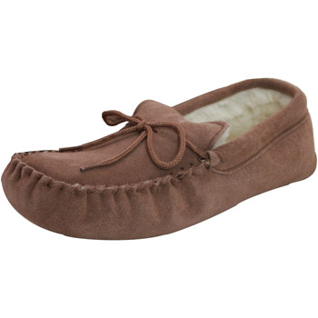Sapatos Mocassins Eastern Counties Leather  Camelo