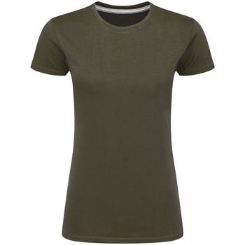 Textil Mulher T-Shirt mangas curtas Sg Perfect Verde Militar