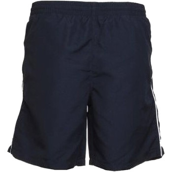 Textil Homem Shorts / Bermudas Gamegear KK980 Marinha/ Branco
