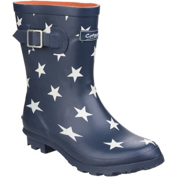 Sapatos Mulher Botas de borracha Cotswold Badminton Estrela