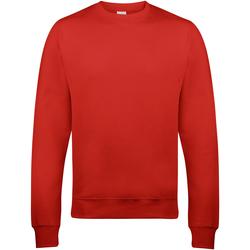 Textil Homem Sweats Awdis JH030 Vermelho Fogo