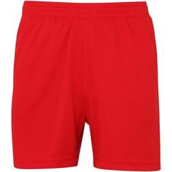 Textil Criança Shorts / Bermudas Awdis JC80J Vermelho Fogo