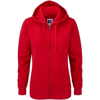 Textil Mulher Sweats Russell 266F Vermelho clássico